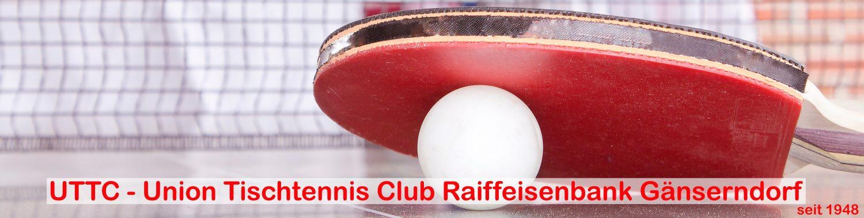 UTTC – Union Tischtennis Club Raiffeisenbank Gänserndorf